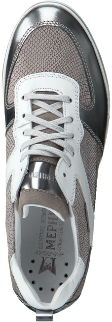 Silver MEPHISTO Sneakers VICKY - large