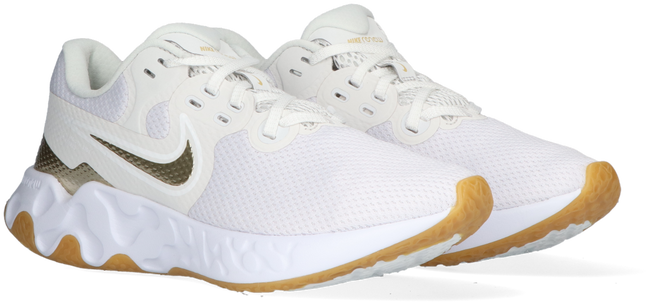White NIKE Low sneakers RENEW RIDE 2 WMNS  - large