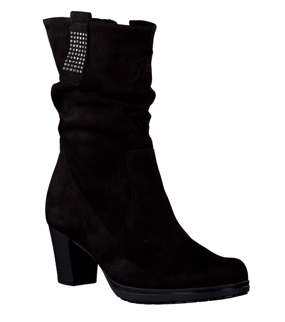 Black GABOR High boots 985 - large