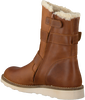 Cognac HIP Classic ankle boots H2445 - small