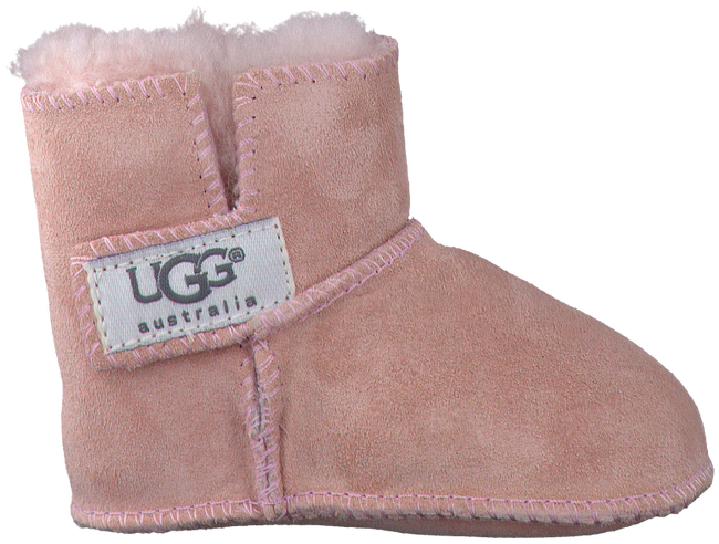 Pink UGG Baby shoes ERIN - large
