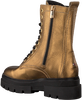 Gold TOMMY HILFIGER Lace-up boots RUGGED CLASSIC BOOTIE  - small