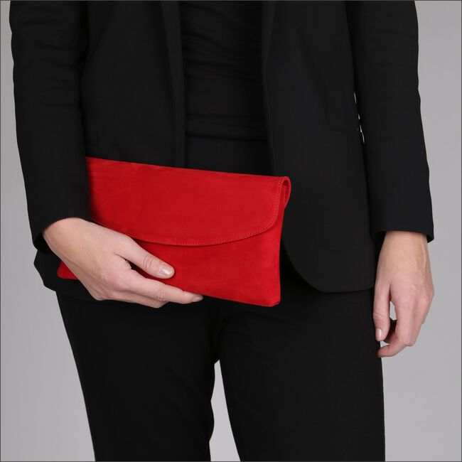 Red PETER KAISER Clutch WINEMA - large