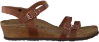 Cognac BIRKENSTOCK Sandals LANA  - medium