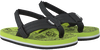 Green REEF Flip flops GROM REEF FOOTPRINTS - small