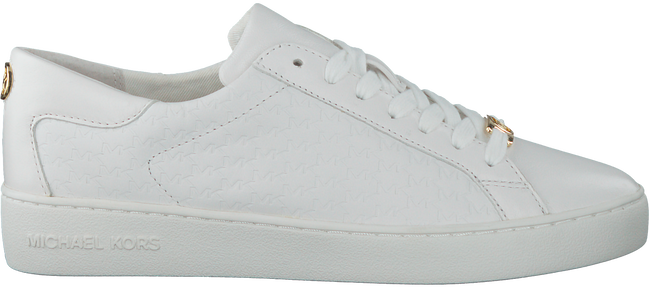 White MICHAEL KORS Sneakers COLBY SNEAKER - large