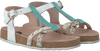 White GIOSEPPO Sandals CEILER - small