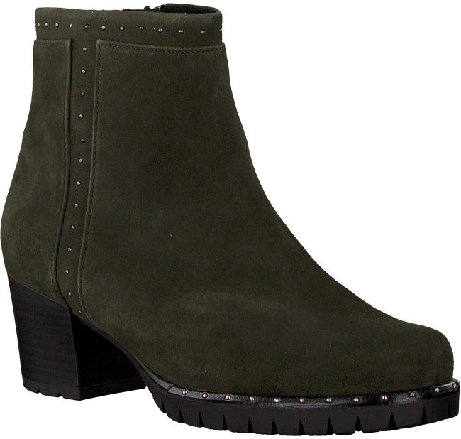 Green GABOR Booties 651 - large