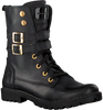 Black JOCHIE & FREAKS Lace-up boots 20956  - small