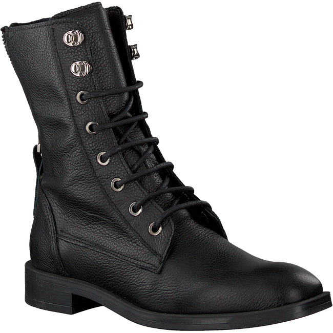 Black VERTON Lace-up boots 454/02  - large