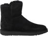 Black UGG Fur boots ABREE MINI - small