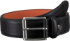 Black VAN LIER Belt RIEMEN - small