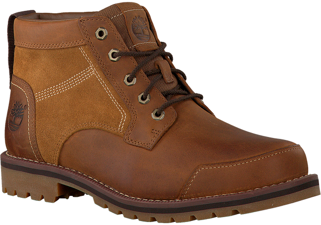 Cognac TIMBERLAND Ankle boots LARCHMONT CHUKKA - large