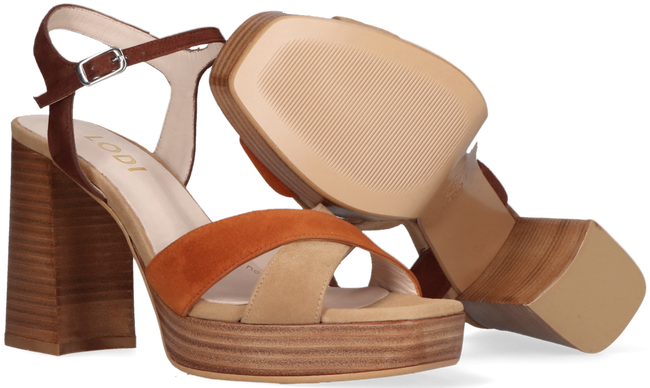 Cognac LODI Sandals USLO  - large