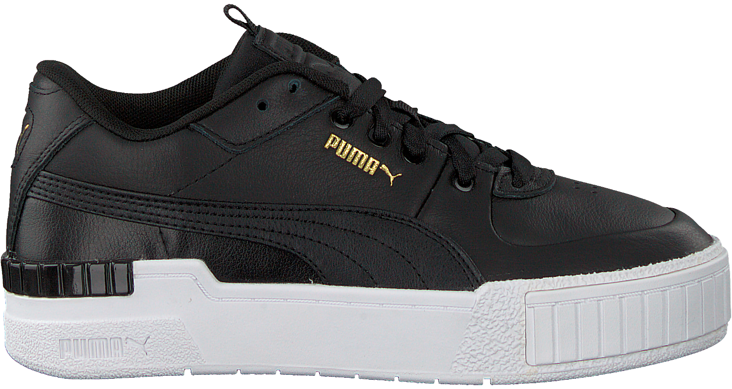 Black PUMA Low sneakers CALI SPORT MIX WN'S - Omoda.com