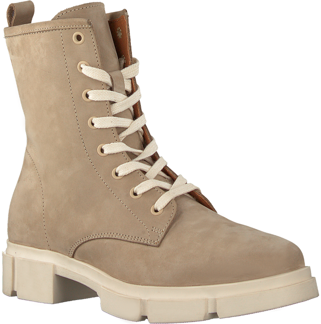 Beige TANGO Lace-up boots ROMY 8  - large