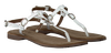 White LAZAMANI Sandals 75.211 - small
