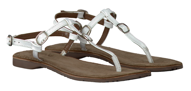 White LAZAMANI Sandals 75.211 - large