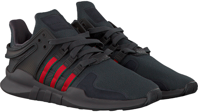 grey adidas sneakers eqt support adv heren