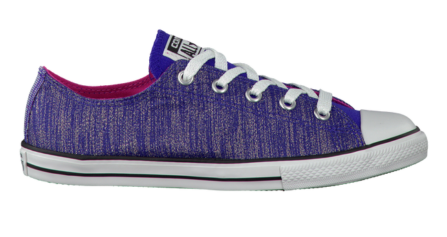 Purple CONVERSE Sneakers AS EAST COASTER SHINE - large