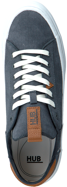 Blue HUB Sneakers HOOK-M - large