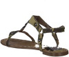Green DIESEL Sandals SAFARI - small