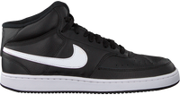 Black NIKE High sneakers COURT VISION MID  - medium