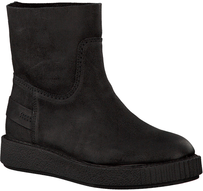 Black SHABBIES Ankle boots 181020029 - large