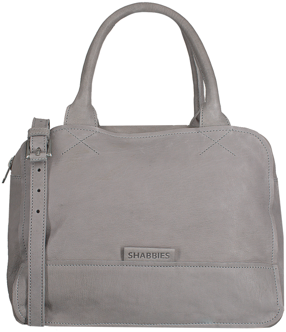 Grey SHABBIES Handbag 212020001 - large