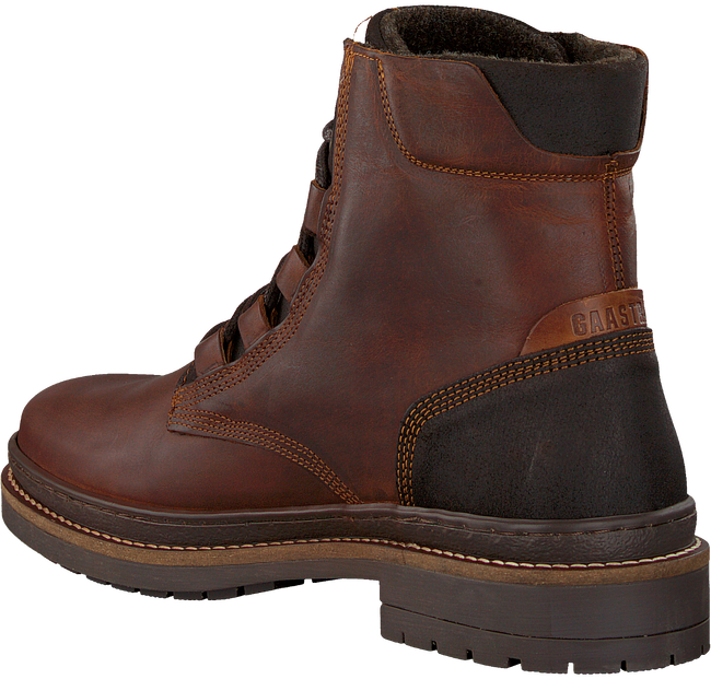 Cognac GAASTRA Lace-up boots TRAVIS HIGH  - large