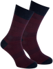 Red MARCMARCS Socks RED NEW YORK - small