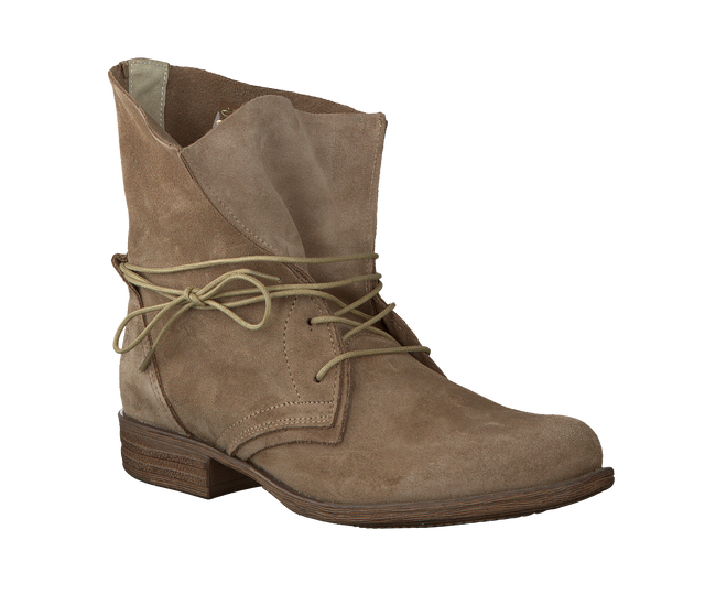Taupe OMODA Ankle boots JESSY 11 - large