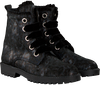 Black CLIC! Lace-up boots 9271 - small