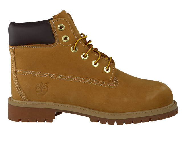 Camel TIMBERLAND Lace-up boots 6INCH PREMIUM WATERPRF BOOT - large