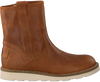 Cognac HIP Classic ankle boots H2280 - small