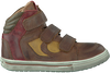 Cognac TRACKSTYLE Sneakers 315711 - small