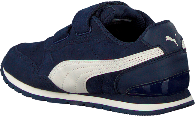Blue PUMA Sneakers ST RUNNER V2 SD PS - large