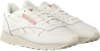 White REEBOK Sneakers CL LTHR WMN  - small