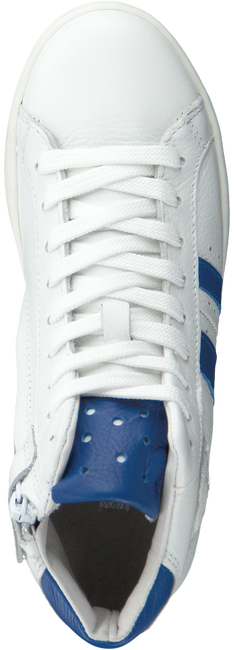 White HIP Sneakers H1046 - large