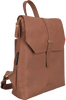 Beige FRED DE LA BRETONIERE Backpack BACKPACK M  - small