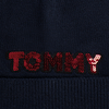TOMMY HILFIGER Bonnet PATCH KNIT BEANIE  - small