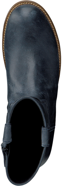Blue HIP High boots H1317 - large