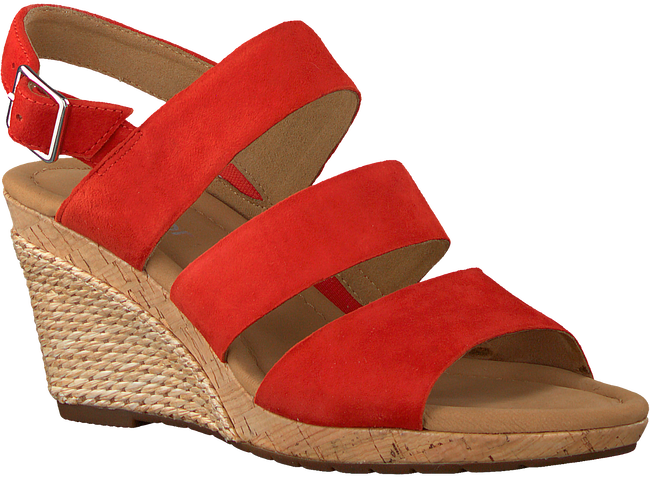 Red GABOR Sandals 825.1  - large