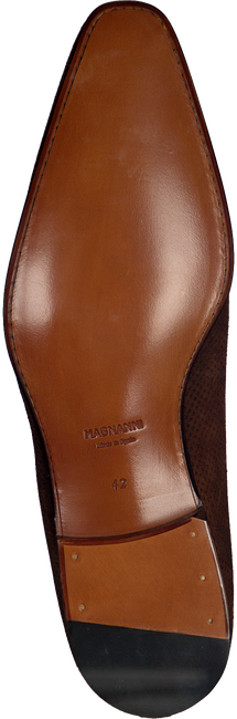 Cognac MAGNANNI Business shoes 19504 - large