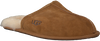 Brown UGG Slippers SCUFF - small