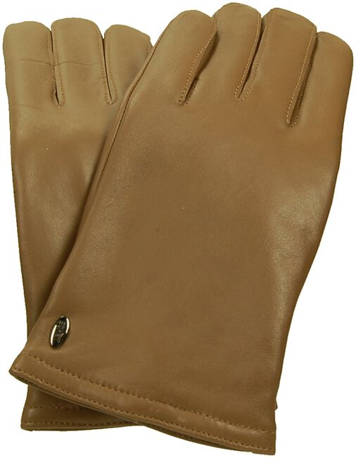 Brown ESPRIT Gloves J15550 - large