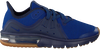 Blue NIKE Sneakers AIR MAX SEQUENT 3 KIDS - small