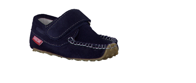 Blue SHOESME Baby shoes BM361309 - large