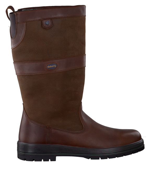 Brown DUBARRY High boots KILDARE - large