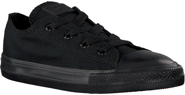 Black CONVERSE Sneakers CTAS OX KIDS - large